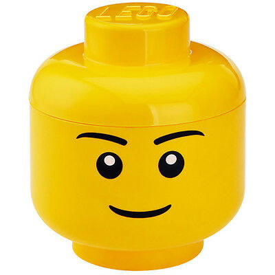 NEW Lego Iconic Storage Head Small Boy