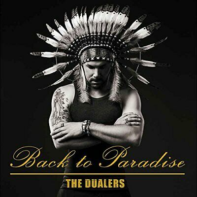 The Dualers - Back To Paradise [CD] Sent Sameday*