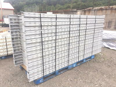 "16 sections 10' h x 40"" d Rigurak RUR Pallet Racks Racking - 17 ups / 64 beams"