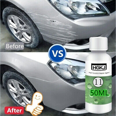 Liquid Car Scratch Remover Repair Polishing Wax Paint Care Surface Coating 50ML