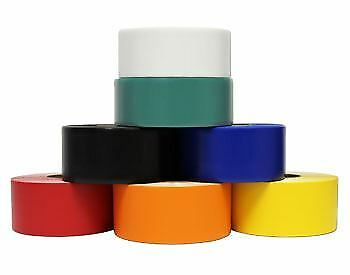 Self Adhesive Floor Lane Marking Tape Assorted Colours & Sizes