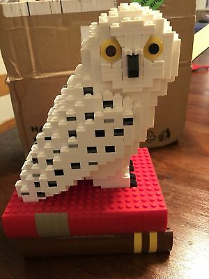 Lego Instructions To Build The Target Harry Potter Hedwig Statuette
