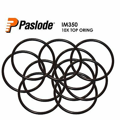 PASLODE 10 x Replacement IM350 top fan o'ring 403992 for Paslode Nailer IM350