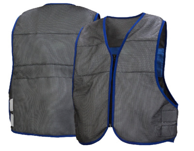 Pyramex CV100 Cooling Vest Non-Rated Cool up to 8 hrs Gray M-5XL