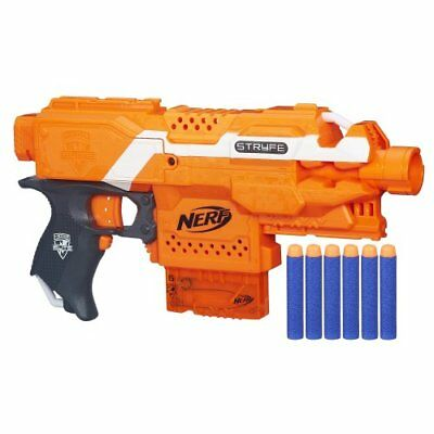 Nerf N-Strike Elite Stryfe Blaster - No Box No Darts