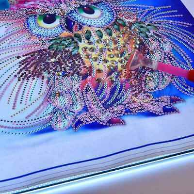 Diamond Painting A4 LED Light Pad Board Tablet Ultrathin Dimmable Apply to Craft