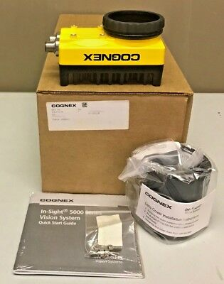 New Cognex IS5605-01 InSight Machine Vision Camera System 5605-01 Guaranteed QTY