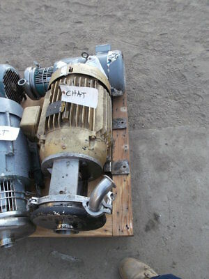 15 HP 316 Stainless Steel Ampco Centrifugal Pump