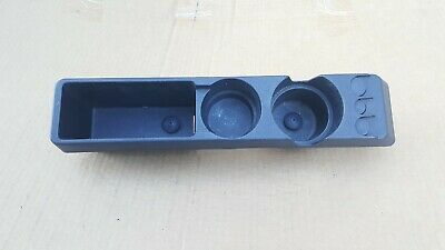 BMW E36 318ti 323ti Hatchback Center Console OEM Cup Holder with Coin Holder