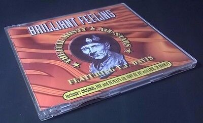 Brilliant Feeling The Full Monty All-Stars Maxi Single CD 1996 British Imp BM620
