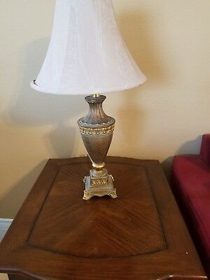 Set of (2) Side Table Lamps