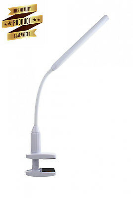 The Daylight Company Unolamp with Clamp, White [Energy Class A]