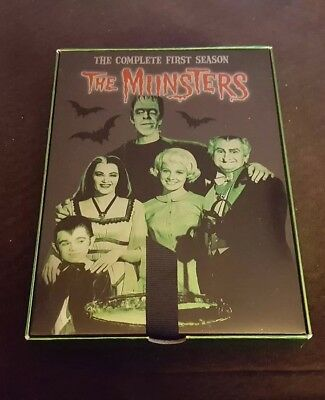 The Munsters The Complete First Season