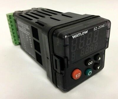 Watlow EZ-ZONE Model PM6C3EA-AAEAAAA 1/16-DIN 2-Output - New/No Box (72-A-8-11)