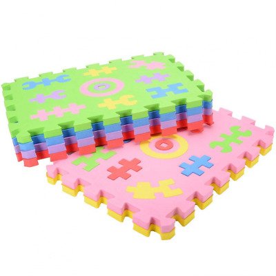 Children EVA Foam Puzzle Play Mat Encourages number learning great for children