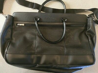 Jack Daniels Business Travel Branded and Lined Bag New for home bar or collector