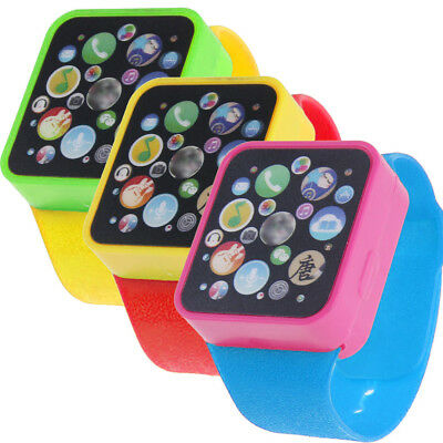 Child Kids Toy Educational Smart Wrist Watch Learning Touching Screen Games