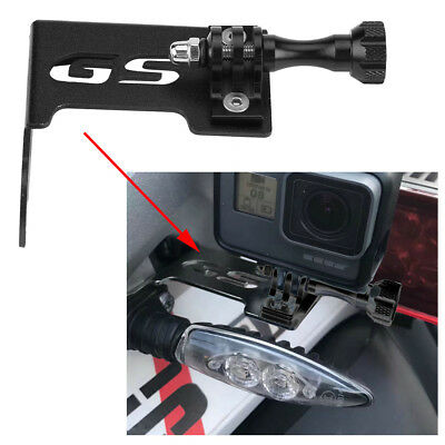 Front Left Camera Mount Stand For BMW R1200GS LC Adventure 2013-2018 for GoPro
