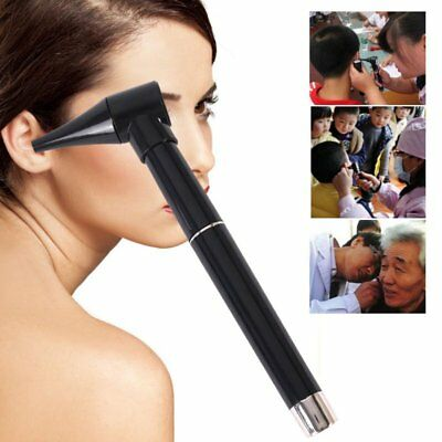 Home Diagnostic Lighted Pen Otoscope Ear Care For Ear Nose Throat Clinical Care