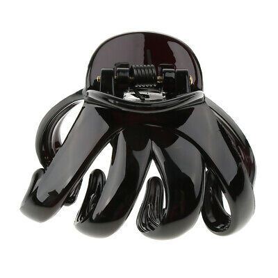 Hair Claw Clips Grip Thick Hair Jaw Folding Clips for Women Lady 3.5cm