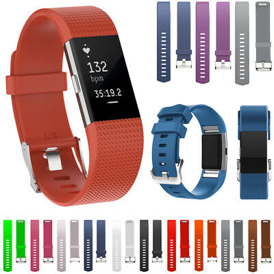 For Fitbit Charge 2 Smart Watch Bands Strap Bracelet Wrist Band  Replacement