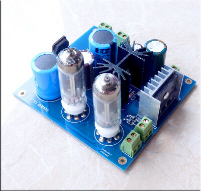 Tube/amplifier dedicated high voltage / filament filter power supply board kit