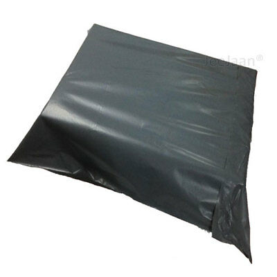 """12 x 16"""" Grey Strong Mailing Parcel Postage Plastic Post Poly Bags Self Seal"""