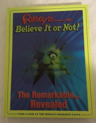 RIPLEYS BELIEVE IT OR NOT  The Remarkable Revealed # 4 Very Good Condition