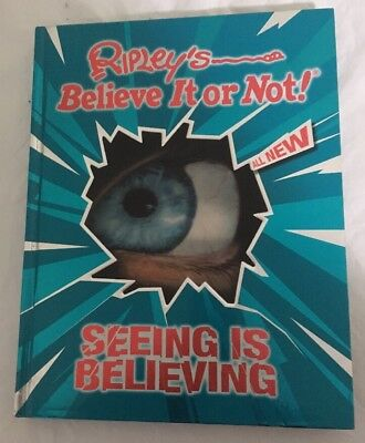 RIPLEYS BELIEVE IT OR NOT Seeing Is Believing # 6 Very Good Condition