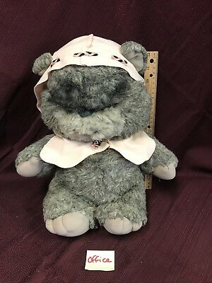 "Latara the Ewok 1984 Kenner Star Wars plush 15"" VINTAGE"