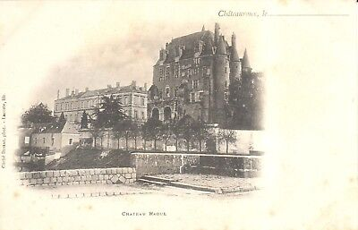 Carte Postale - (36) Indre - CPA - Chateauroux - Chateau Raoul