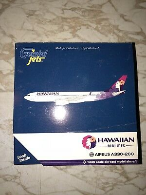 Gemini Jets 1/400 Hawaiian Airlines A330-200 N385HA