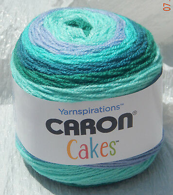 NEW /& Smoke Free Home Worsted Weight Caron Big Cakes in Cherry Compote #26005
