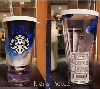 Starbucks Korea 2018 starlight Splash coldcup starbucks Venti tumbler 591ml 20oz