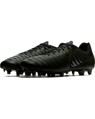 Tiempo Fg Football Gris De 7 Legend Academy Cuir Shoes Chaussures QxeWdErCBo