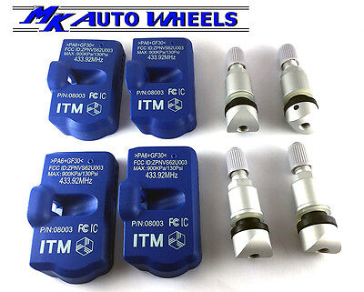 2006-2017 TPMS Tire Pressure Monitor Sensors Bentley Continental GT Flying Spur