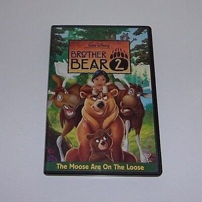 Brother Bear 2 (DVD, 2006)