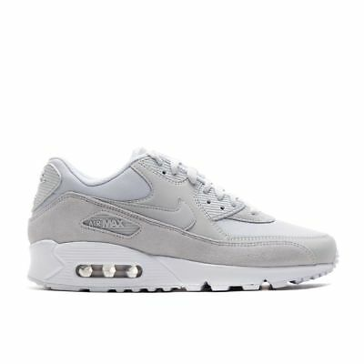 best website 9bb52 d5b4b Scarpe Sneakers Uomo Nike Original Air Max 90 Essential Aj1285 Pelle P e  2018