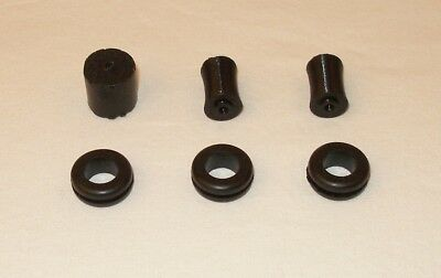 Bumper, Grommet, and Roller kit for Nishijin Super Deluxe M-5 Pachinko Machines