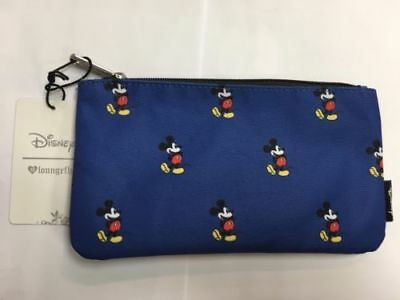 Disney Loungefly Mickey Mouse Pencil Case/Makeup Pouch