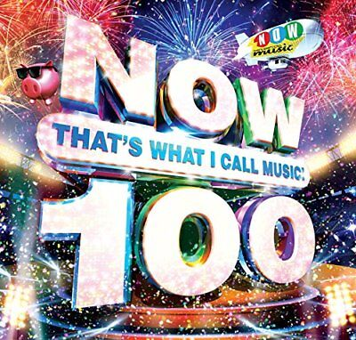 NOW Thats What I Call Music! 100 [CD] Sent Sameday*