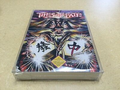 Tiles of Fate New In Box! (Nintendo Entertainment System, NES) Rare