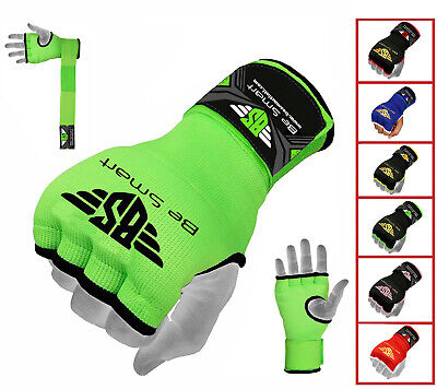 Boxing Gel Gloves Hand wraps Punch Bag Inner Glove MMA Martial Arts UFC Gear