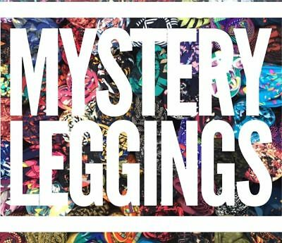 *NEW* LuLaRoe Mystery Leggings *SALE* OS TC  Solid, Print and Disney