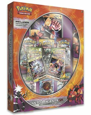 Pokemon - Coffret Ultra Beast GX Buzzwhole GX Premium Collection - VO - Scellé