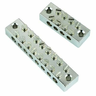 4-Way or 8-Way Earth Terminal Block Connector