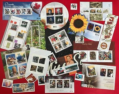Canada 2011 Postage Stamps - Complete Year Annual Collection Stamp - Free Ship
