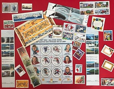 Canada 2000 Postage Stamps - Complete Year Annual Collection Stamp- Free Ship
