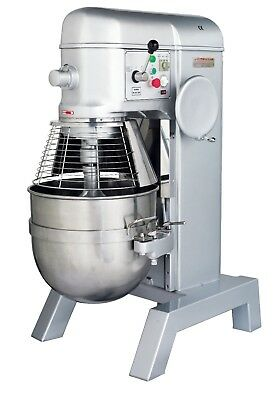 American Eagle AE-80N4A Commercial 80 Quart Floor Standing Planetary Mixer