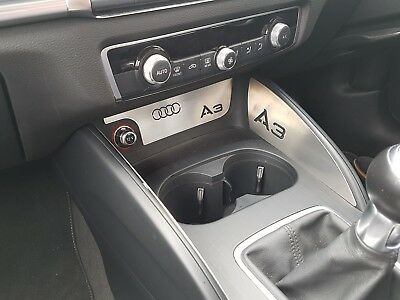 Custom Audi A3/S3 8V Interior Trims